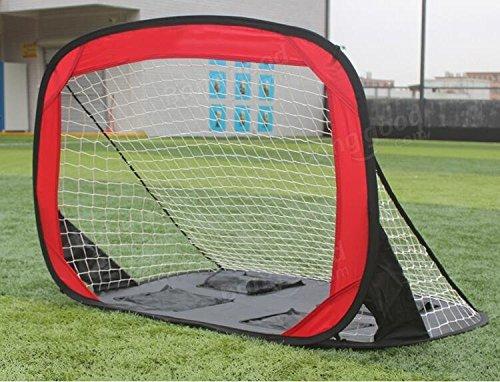 Bazaar 2 en 1 enfant but de soccer de formation pliage portable porte de football jeu kid balle