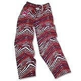 Cleveland Indians ZUBAZ Red White Navy Vintage Style Zebra Pants