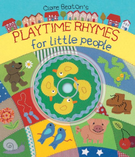 Download Playtime Rhymes for Little People (HC with CD) PDF