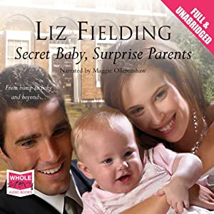 Secret Baby, Surprise Parents Audiobook
