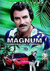 Magnum P.I. - Saison 3 - Coffret 6 DVD