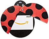 Amazon.com 25 Gift Card in a Ladybug Reveal