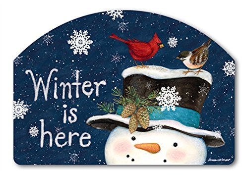 Chickadees Yard Design - Yard DeSign Winter is Here Yard Sign #71258