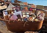 Northwest Hors 'doeuvres Tin Gourmet Gift Basket - Heartwarming Treasures