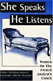 She Speaks/He Listens, Elaine Hoffman Baruch and Lucienne J. Serrano, 0415911273