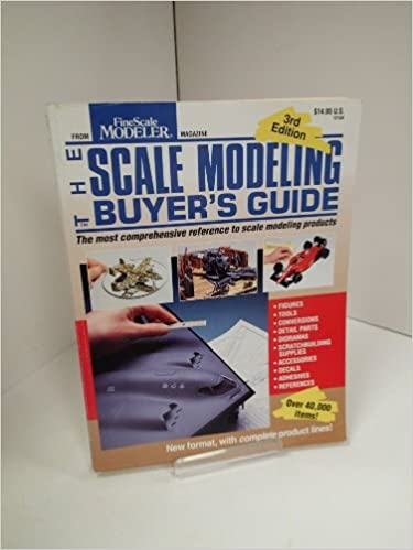 Scale Modeling Buyer's Guide - Books