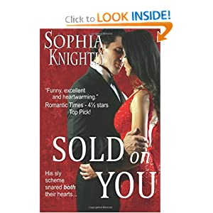 Sold on You: Tropical Heat Series, Book Two Sophia Knightly