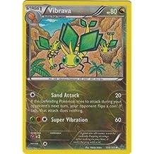 Pokemon - Vibrava (109/160) - XY Primal Clash - Reverse Holo