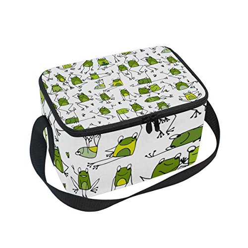 Funny Frogs Foil - 5