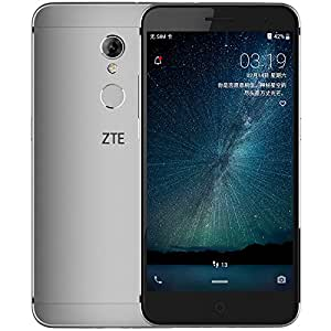 "Global Firmware ZTE Blade A2S Octa Core 3GB RAM 32GB ROM 4G LTE Mobile Cellphone 5.2"" HD 13MP Android Fingerprint Dual SIM No US Warranty (Gray)"