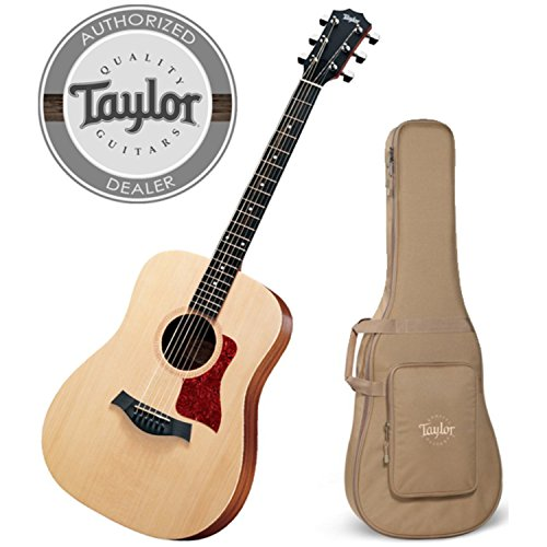 Taylor Guitars Big Baby Taylor, BBT, Natural Acoustic Guitar with Taylor Gig Bag