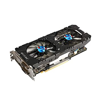 Amazon.com: Docooler Yeston Radeon RX580 Chill Polaris 20 ...