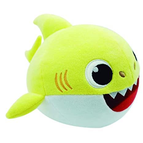 Baby Shark- Peluche Bailón, Multicolor, única (Bandai ...