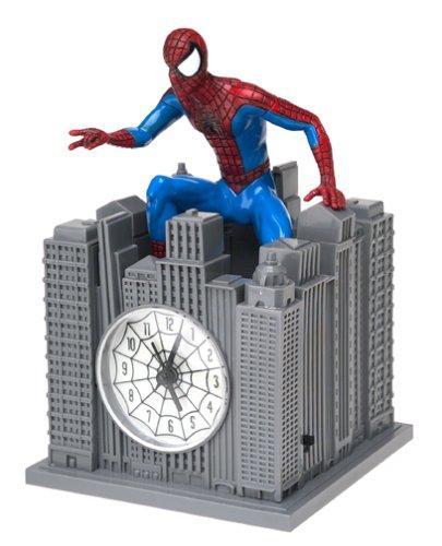 Alarm Clock Spiderman