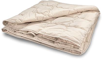 Colcha hecha de algodón orgánico y ropa orgánica, Größe:135x200