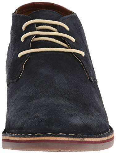 Kenneth Cole Reaktion Mænds Ørkensol Chukka Boot Flåde Ruskind plnPd2o2