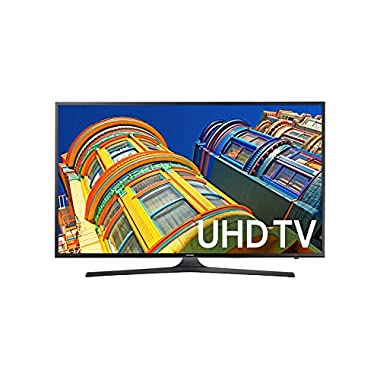 Samsung UN65KU6290 65-Inch 6-Series 4K UHD TV (2016 Model)