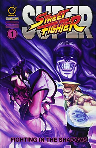 B.E.S.T Super Street Fighter Omnibus: Fighting in the Shadows K.I.N.D.L.E