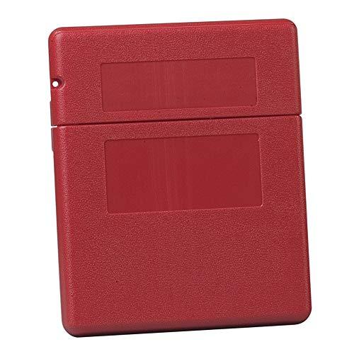 Justrite Document - Justrite S23303 Document Storage Box, Flip Top