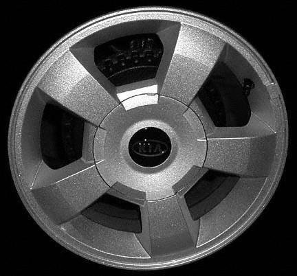 UPC 723650224861, ALLOY WHEEL kia SPECTRA 02-03 14 inch