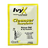 Product review for Coretex Products - Ivy X Poison Oak Cleansing Towelettes 2 Pack