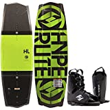 Search : Hyperlite State 2.0 Wakeboard + Frequency Bindings Mens One Size 8-12