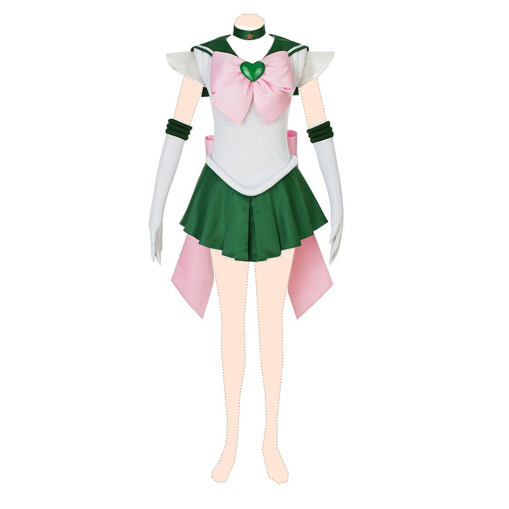 Sailor Moon Sailor Jupiter Makoto Kino 3rd gen 4th superS ver-battle set Kid Small