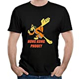 img - for Hong Kong Phooey Animated Series Hanna Men's Music T Shirt book / textbook / text book