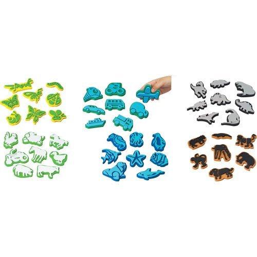 Children's Jumbo Ink Stampers - Set of 6 ()