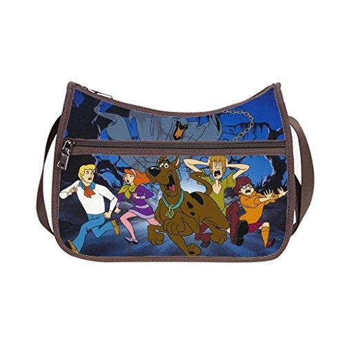 Scooby Doo Messenger Bag - 2