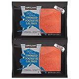 Smoked Sockeye Salmon Nova Lox 8 - 8 oz packs