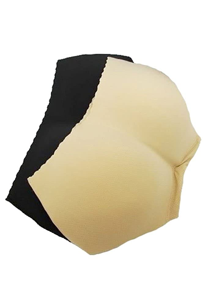 Amazon.com  Fullness Air-flow Padded Panty Buttocks Enhancer Butt Booster  Style KL8081 - S - Black  Clothing 2dfa3470c
