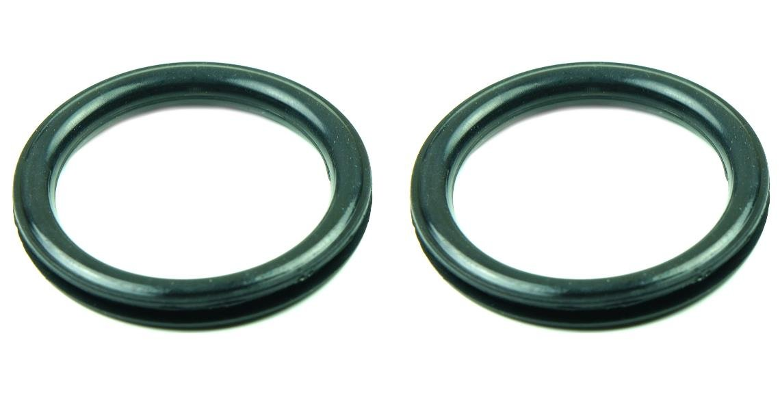 [2 Pack]RKX Volkswagen Audi Gas cap replacement seal Fuel VW mk4 mk5 mk6 B5 b6 b7 b8 petrol by RKX