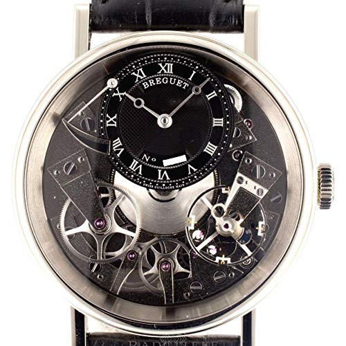 Breguet Tradition Automatic-self-Wind Male Watch 7057BB/G9/9W6 (Certified Pre-Owned) (Breguet Watches Men)