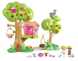 Zapf Creation 506775E4C - Mini Lalaloopsy, Casa del árbol (plástico)