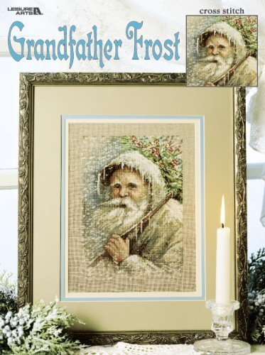 Read Online Grandfather Frost  (Leisure Arts #3222) PDF
