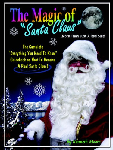 The Magic of Santa Claus More than just a Red (Santa Suit To Buy)