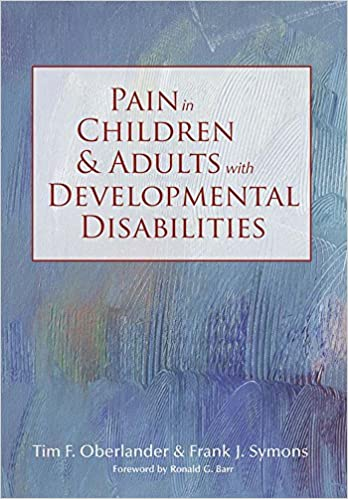 Special Ed Disability Programs Spared >> Pain In Children And Adults With Developmental Disabilities