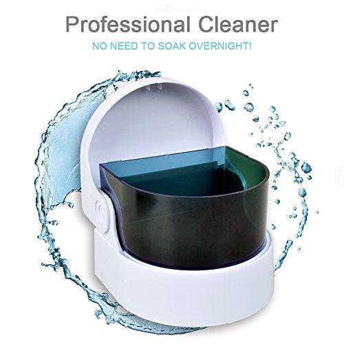 Elera Sonic Cordless Denture Cleaner Premium Jewelry Coins Cleaning Machine by ELERA (Image #2)