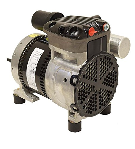 EasyPro Pond Products SRC25 Stratus SRC Series 2 1/4 hp Rocking Piston Compressor, 115V