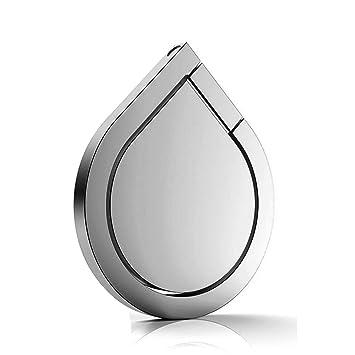 Teléfono celular anillo soporte para teléfono agarre magnético, función atril, rotación de 360 °