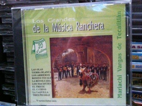 (Los Grandes De La Musica Ranchera 20)