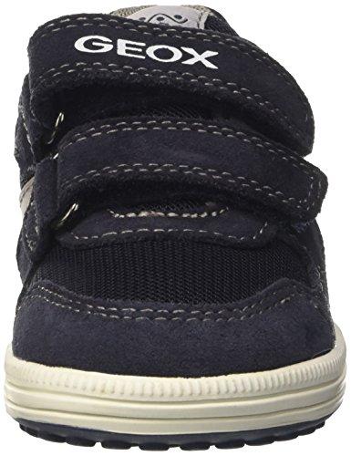 Niños A navy Zapatillas Vita Geox Jr Azul Para greyc0661 PwOXgAq1