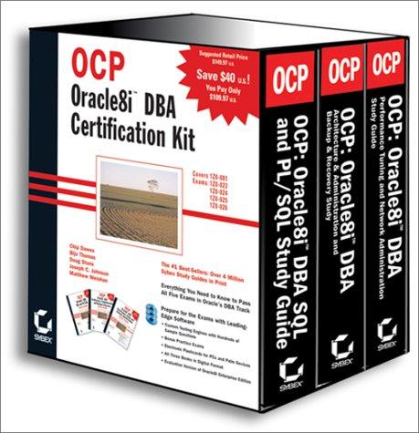 OCP: Oracle8i DBA Certification Kit