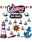 Teacher Created Resources Sailing Into.. Bulletin Board (5440)