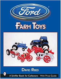 Book FORD FARM TOYS (Schiffer Book for Collectors)