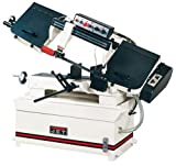 Metal Lathe - Jet HBS-916W 1-1/2 HP 115-Volt/230Volt 9-Inch by 16-Inch Capacity Horizontal Band Saw