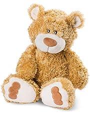 NICI 46509 Knuffel zacht speelgoed klassieke beer, Bruin, 50cm