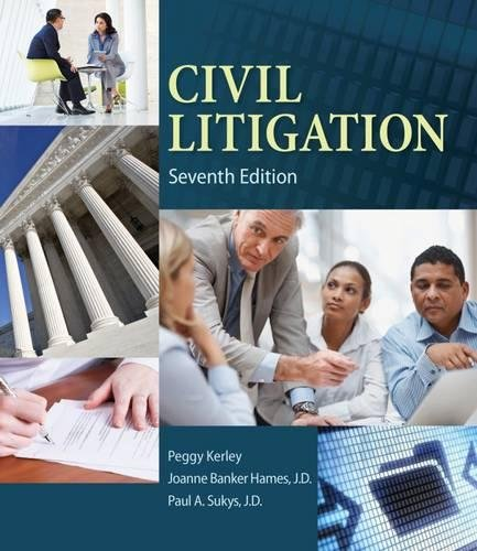 Civil Litigation Text