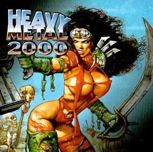 Heavy Metal 2000 by Restless Records
